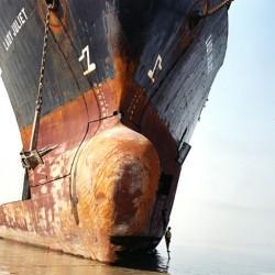 grounded-tanker